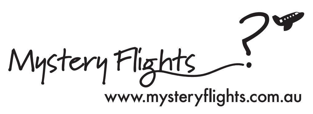 Mystery flights from brisbane